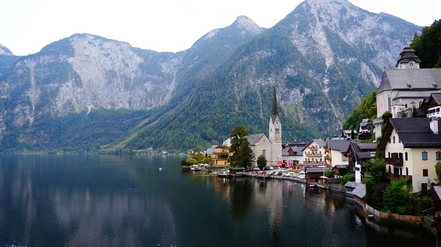 เที่ยว ออสเตรีย-เชค-ฮังการี