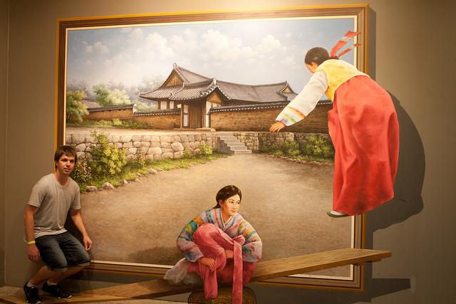 เที่ยวเกาหลี สุดยอดพิพิธภัณฑ์สุดแปลก