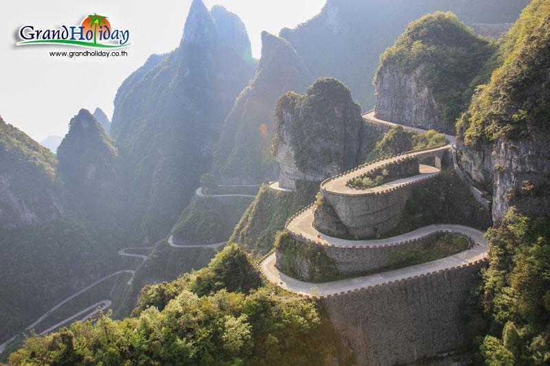 7 จุดสำคัญที่ต้องถ่ายรูปเมื่อไปเที่ยวอุทยานจางเจียเจี้ย ประเทศจีน