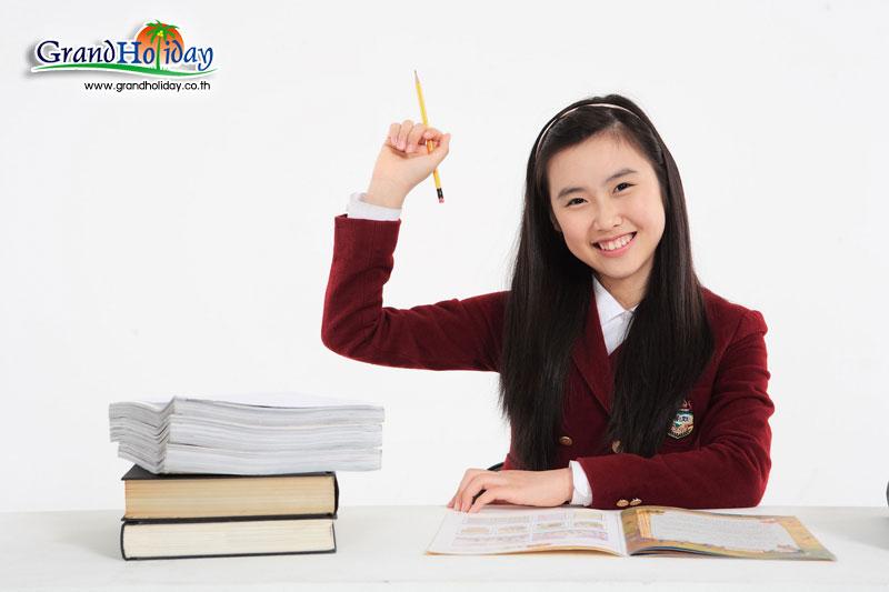 นักเรียนในประเทศเกาหลี เค้าเรียนกันยังไงนะ?