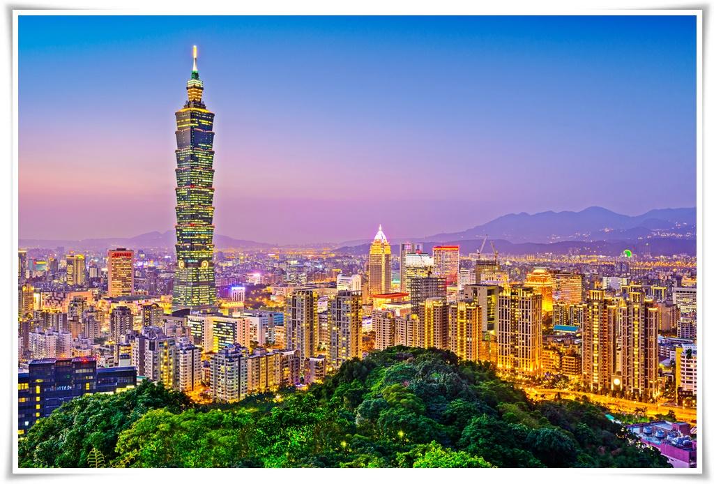 ทัวร์ไต้หวัน HAPPY TAIWAN  5 วัน 3 คืน