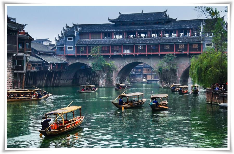 ทัวร์จีน-ฉางซา-ฟ่งหวง-จางเจียเจี้ย-แกรนด์แคนย่อน-6วัน5คืน