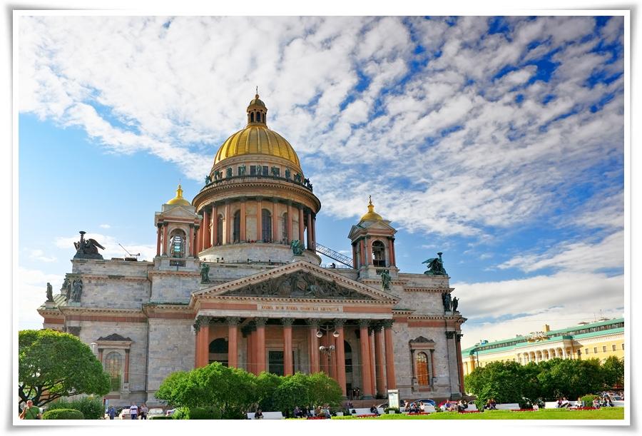 ทัวร์รัสเซีย-MOSCOW-ST.Petersburg-6-D-4-N-(JUL-DEC17)