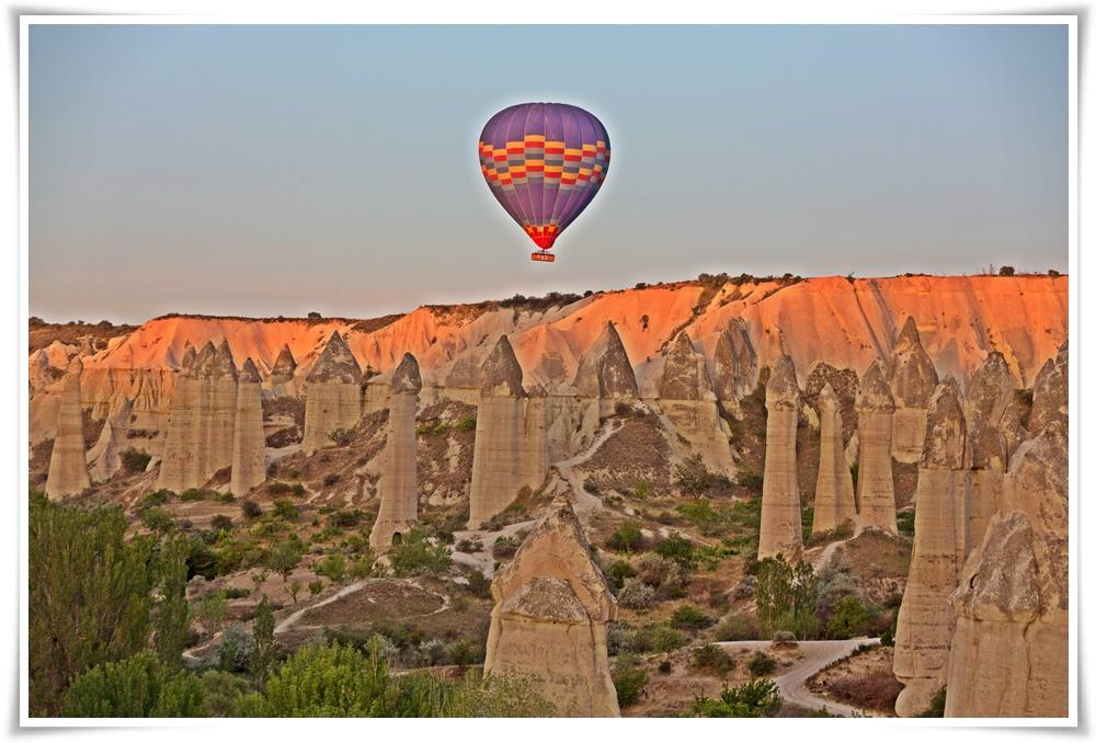 ทัวร์ตุรกี Amazing Turkey 8D 6N (QR) (DEC'17-MAR'18) นอนถ้ำ+พัก4ดาว