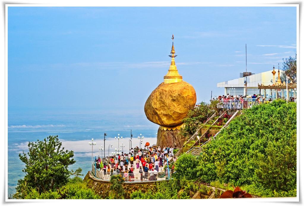 ทัวร์พม่า FESTIVE Myanmar 3 วัน 2 คืน
