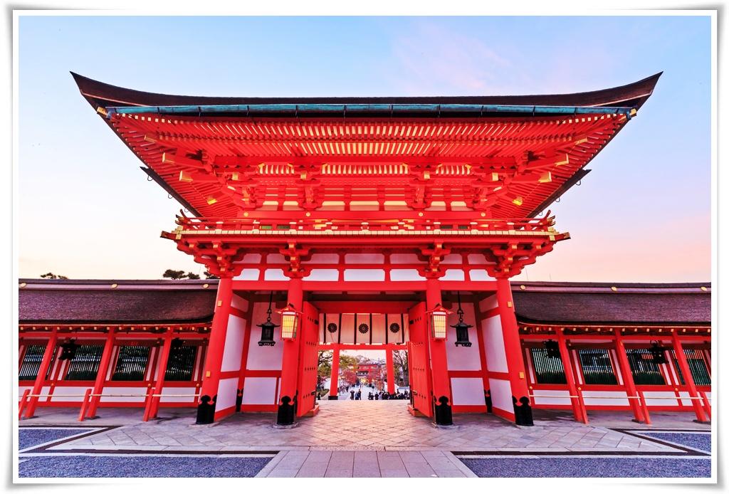 ทัวร์ญี่ปุ่น SAKURA OSAKA SUPER SHOCK 4 วัน 3 คืน