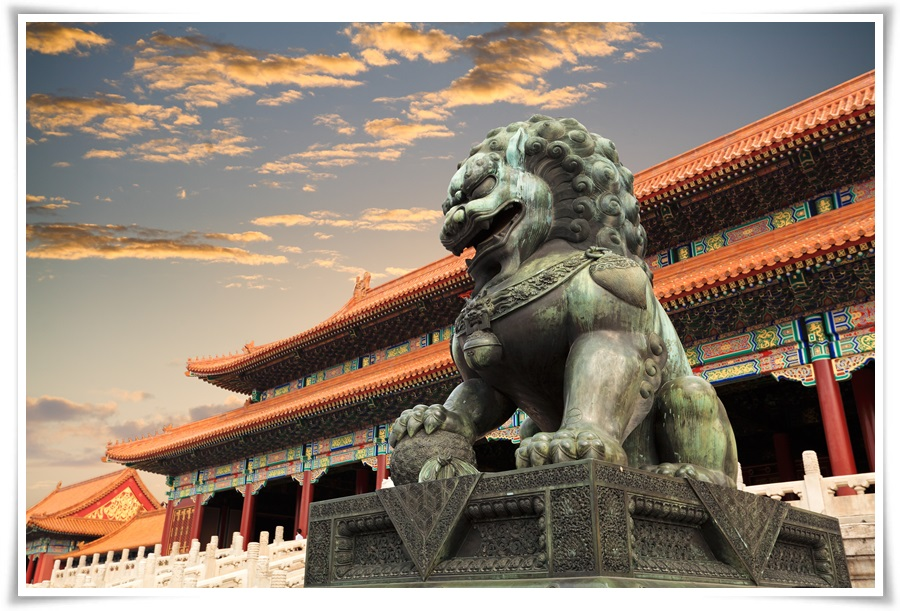 ทัวร์จีน ปักกิ่ง เซี่ยงไฮ้ (บินภายใน) 6 วัน 4 คืน (SEP-OCT17)