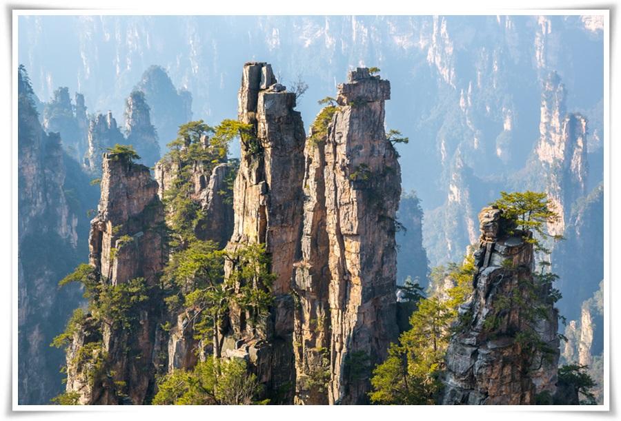 ทัวร์จีน-Green-Season-เที่ยวครบไฮไลท์จางเจียเจี้ย-6-วัน-5-คืน-(JUN-17)