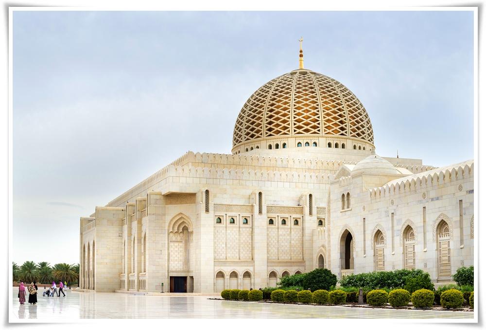 ทัวร์ดูไบ THE MIRACLE OF OMAN AND DUBAI 7วัน4คืน(JUL-AUG 17)