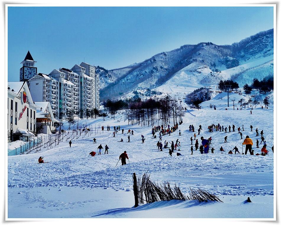 ทัวร์เกาหลี สกี หิมะ IN KOREA 4 วัน 3 คืน (ไม่นอนสกี)