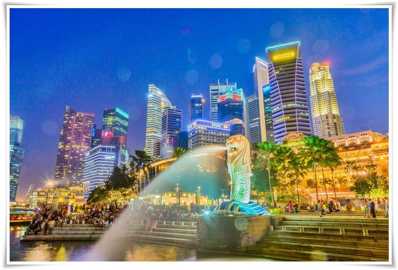 ทัวร์ SINGAPORE FANTASTIC 3 วัน 2 คืน