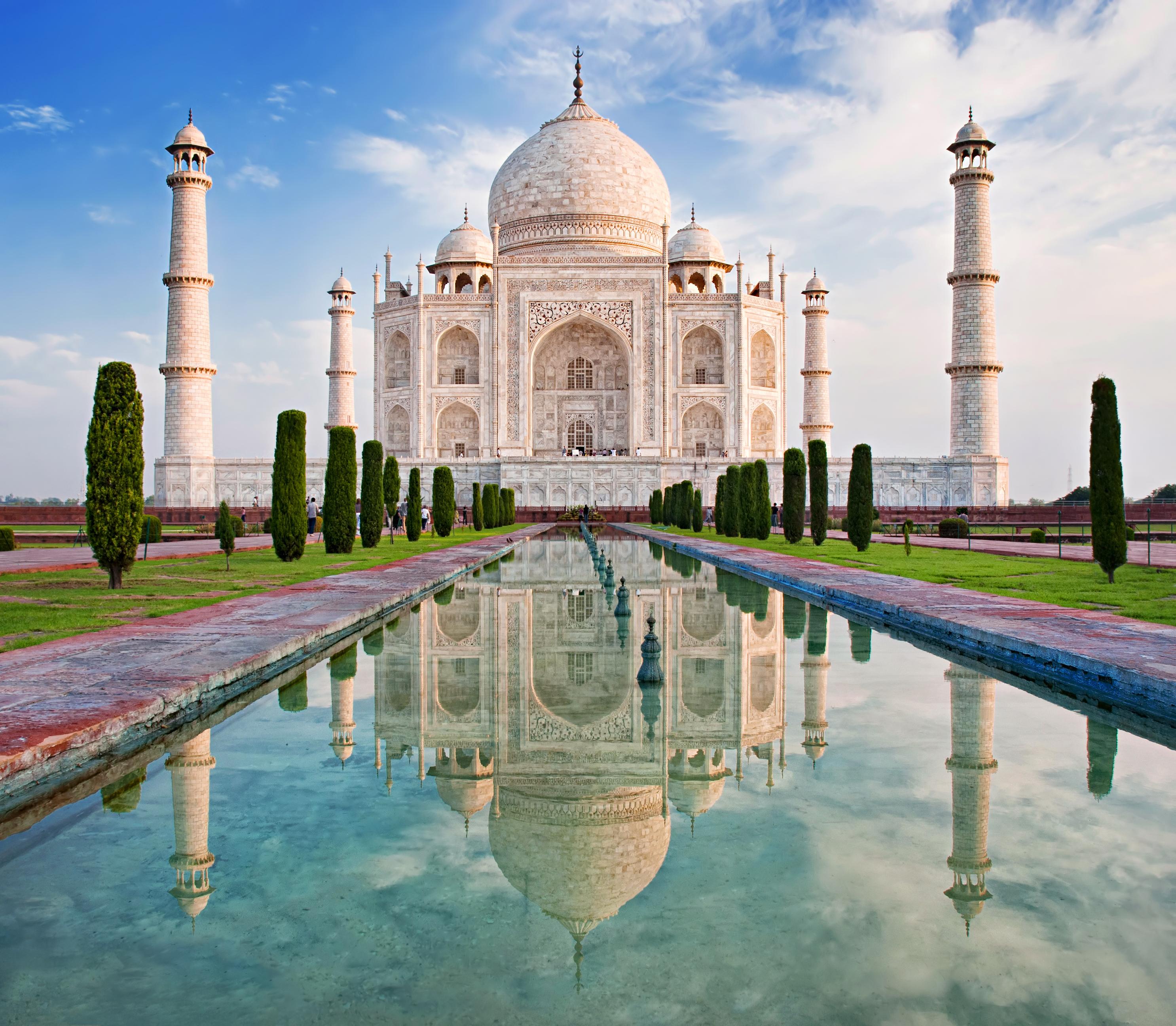 ทัวร์อินเดีย ทัชมาฮาล ชัยปุระ นครสีชมพู 4วัน 2คืน  (SEP-OCT18) (FD)