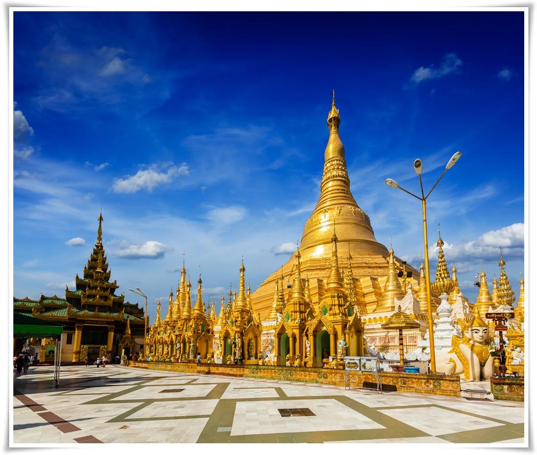ทัวร์พม่า BLESSING MYANMAR 3 วัน 2 คืน (JUL-SEP17) BY FD