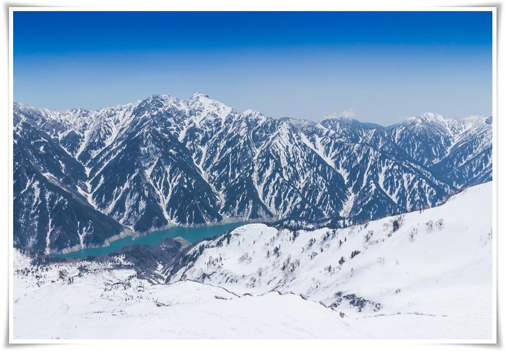 """ทัวร์ญี่ปุ่น-JAPAN-ALPS-""""JUMBO""""-SNOW-WALL-6D3N-(GT-NGO-TG02)(APR-MAY18)"""