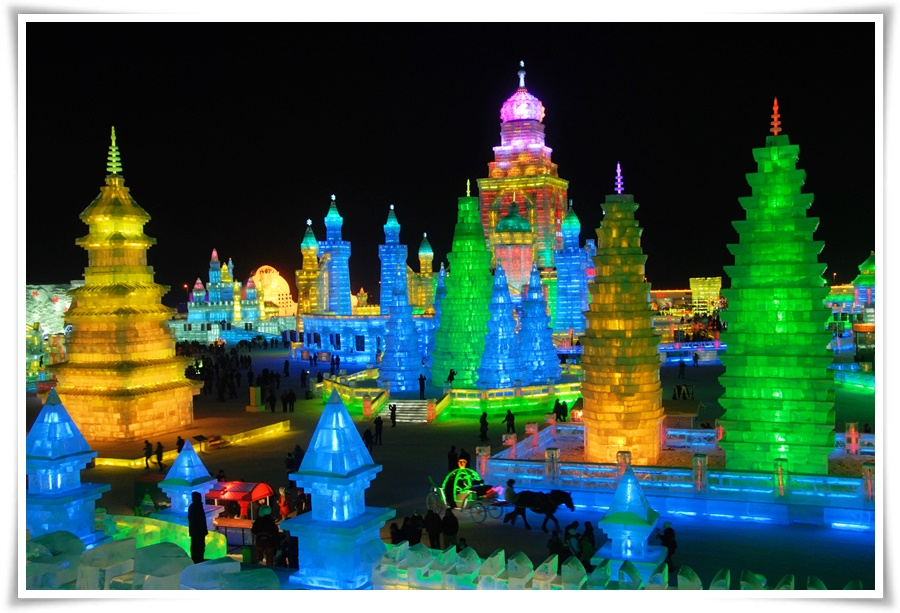 ทัวร์จีน HARBIN ICY SNOW 7D5N BY XW (DEC 17 - FEB 18) (SHE01)