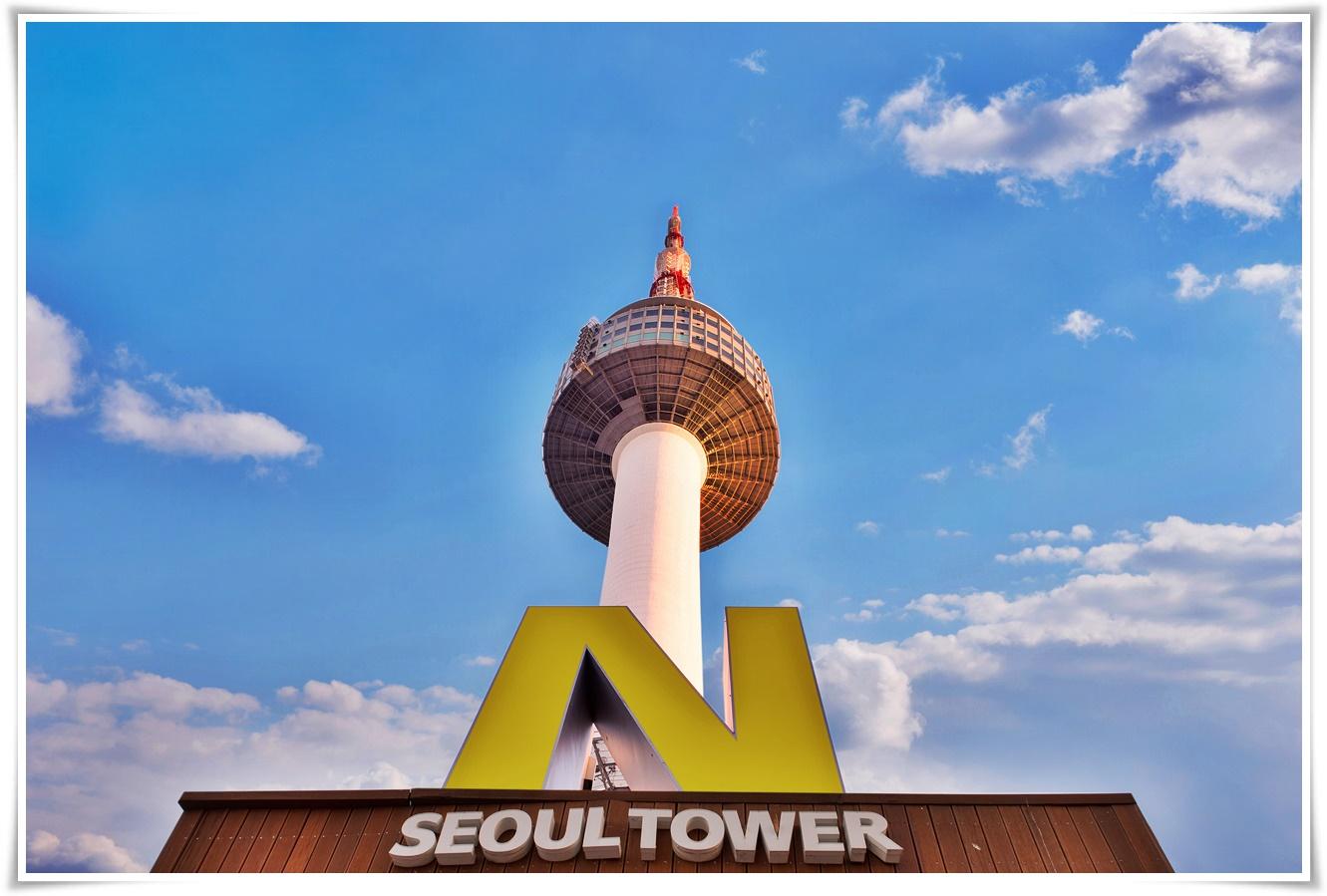 ทัวร์เกาหลี โซลทาวเวอร์ เกาะนามิ  SUMMER 5 วัน 3 คืน