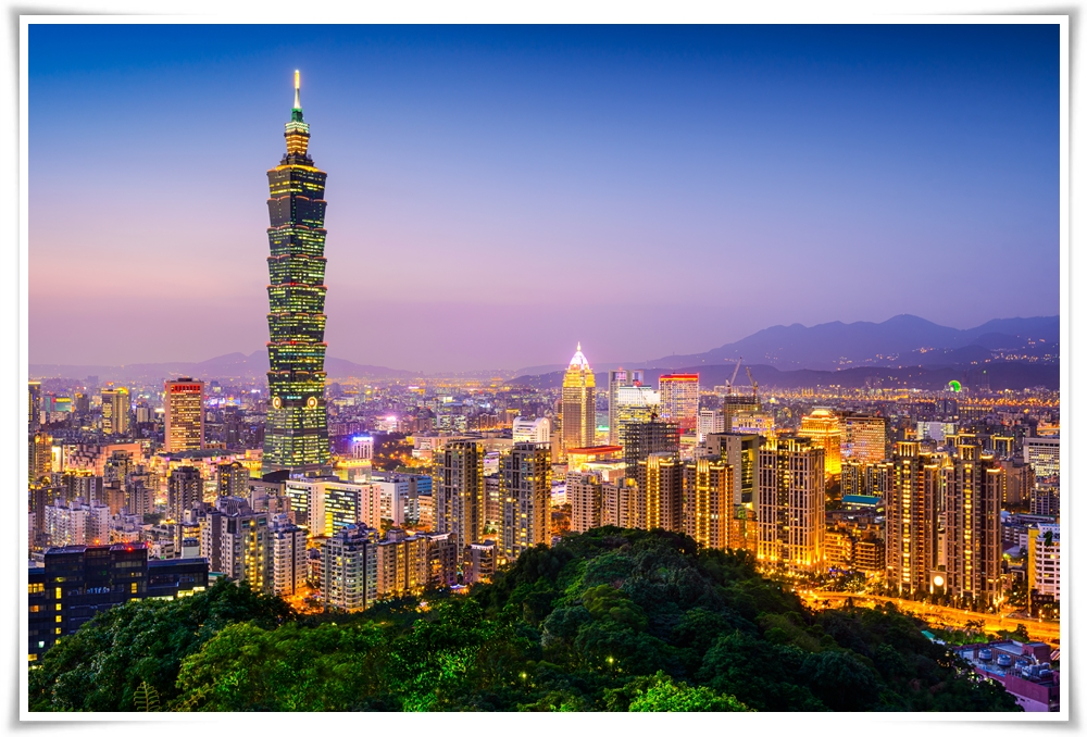 ทัวร์ไต้หวัน TAIWAN สบาย เพลินใจ อาหลี่ซัน 5 วัน 4 คืน (MAR-APR)(GT-TRE CI03)