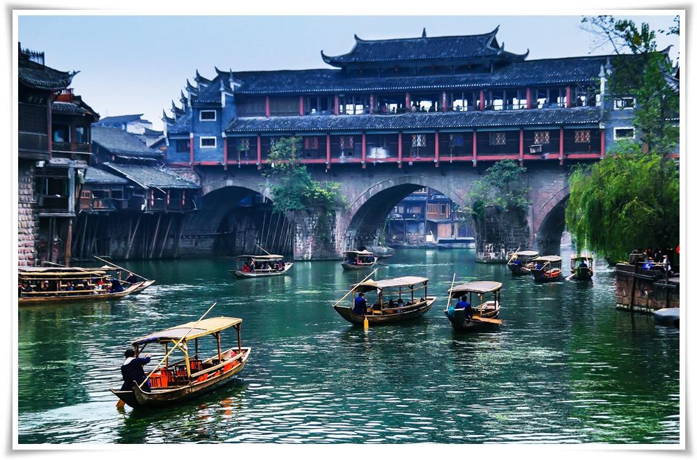 ทัวร์จีน-จางเจียเจี้ย-ฟ่งหวง-สะพานเเก้ว-6วัน-5คืน(JAN-MAR18)
