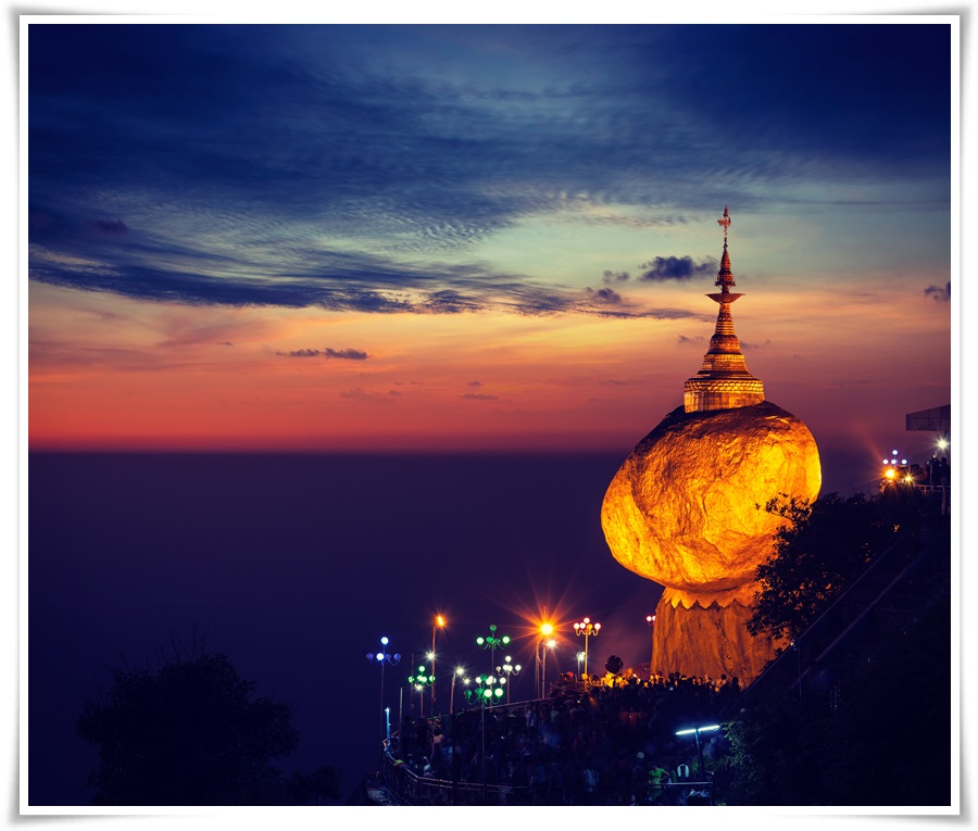 ทัวร์พม่า โปรน้องดี พม่า ย่างกุ้ง หงสา อินแขวน 3วัน2คืน(JUL-DEC 17)
