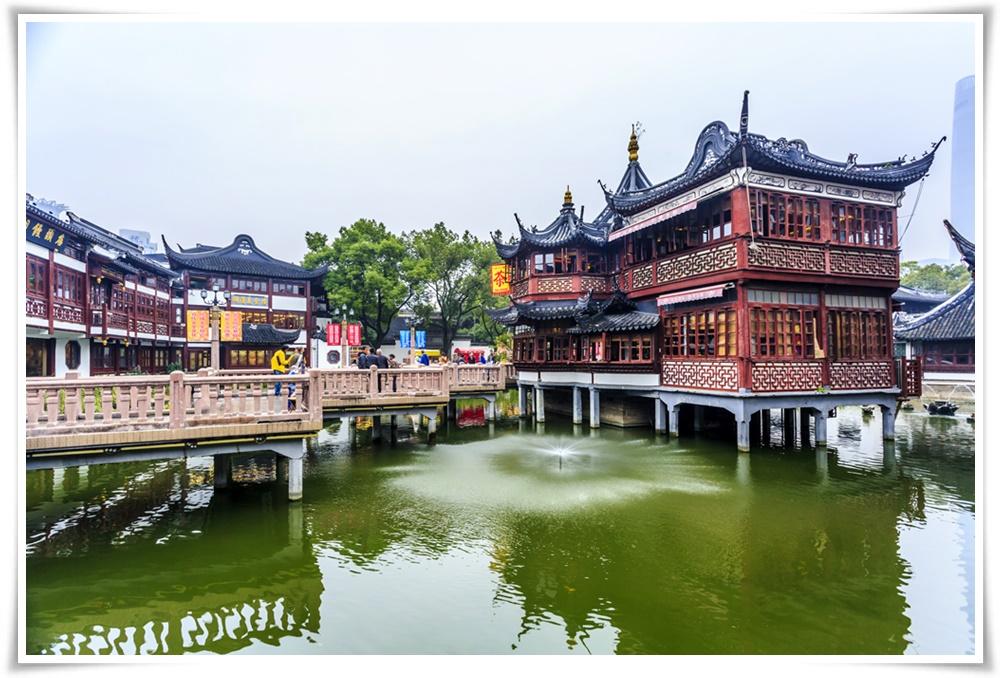 ทัวร์จีน-นานกิง-เซี่ยงไฮ้-DISNEYLAND-5วัน-4คืน