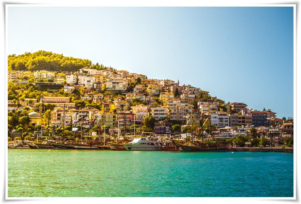 ทัวร์ตุรกี Ottoman Empire and Beautiful Riviera 10 วัน 7 คืน(JAN-MAR18)