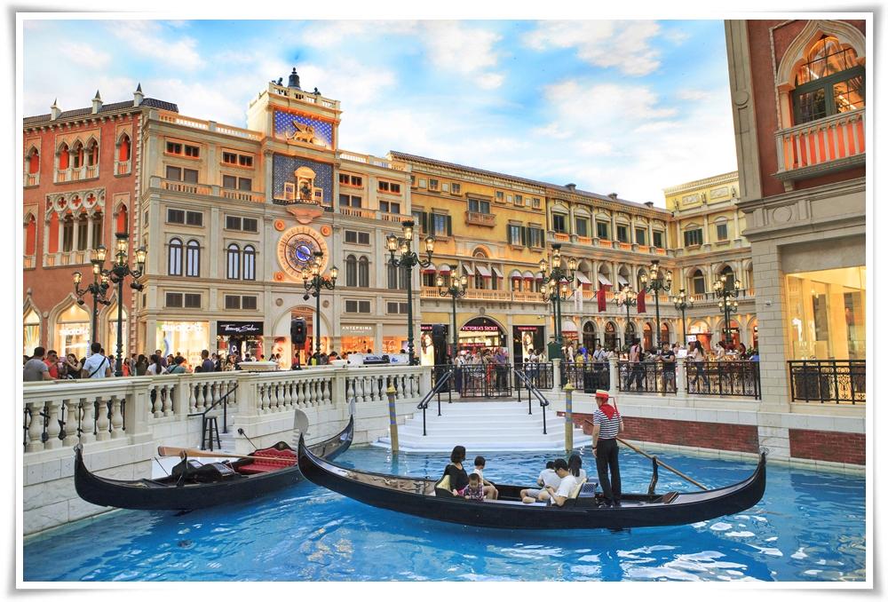 ทัวร์มาเก๊า Macau สไตล์ ชิล ชิล 3 วัน 2 คืน (FEB-MAR18)(CSMFMNX02)(NX)