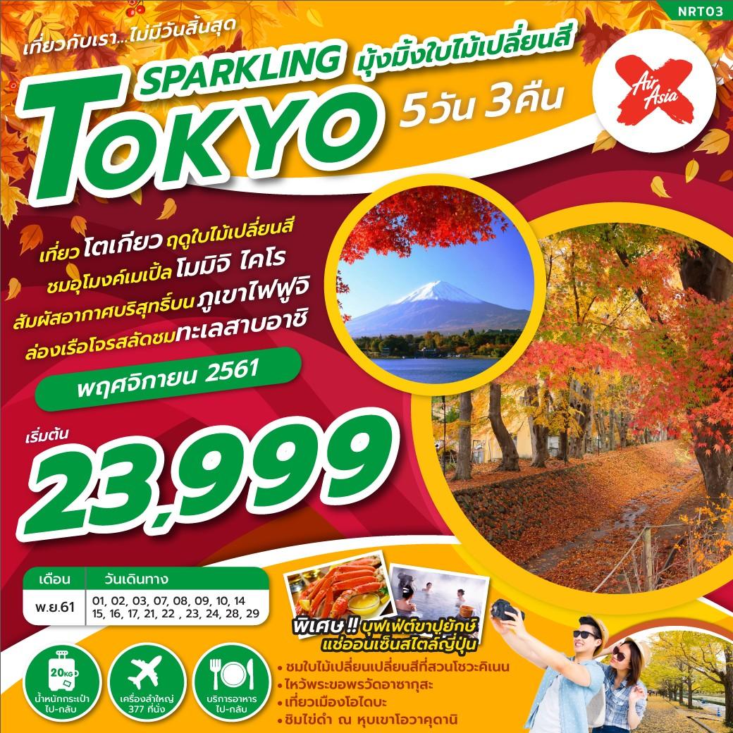 -ทัวร์ญี่ปุ่น-TOKYO-SPARKLING-มุ้งมิ้งใบไม้เปลี่ยนสี-5D3N-(NOV'18)(NRT03)