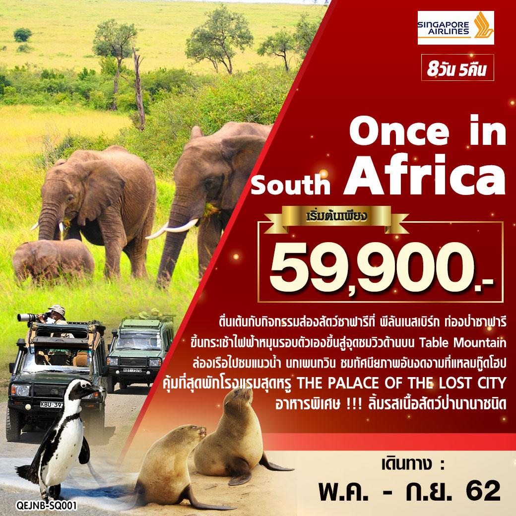 ทัวร์แอฟริกาใต้-Once-in-South-Africa-8-วัน-5-คืน-(JUN-SEP19)