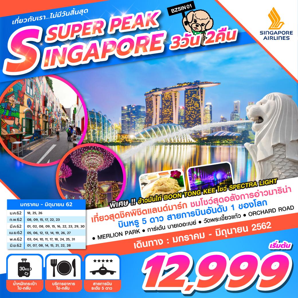 ทัวร์สิงคโปร์-SUPER-PEAK-SINGAPORE-3D2N-(MAY-JUN19)-BZSIN01