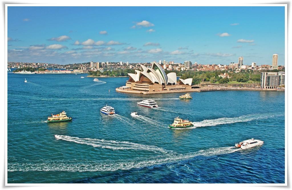 ทัวร์ออสเตรเลีย ENJOY AUSTRALIA 6 วัน