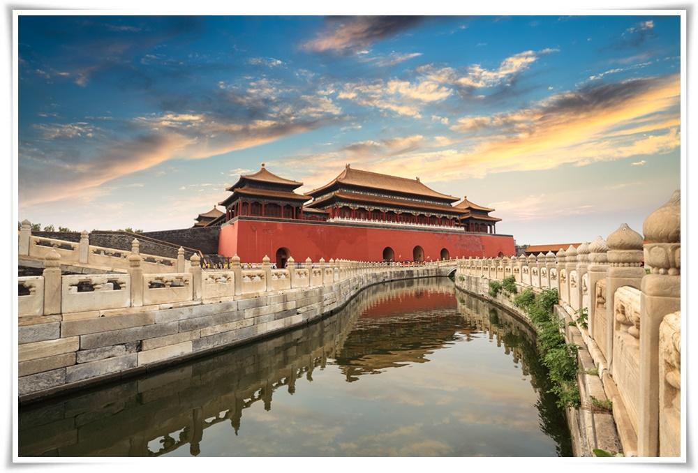 ทัวร์จีน-ปักกิ่ง-กำแพงเมืองจีน-พระราชวังกู้กง-5วัน-3คืน
