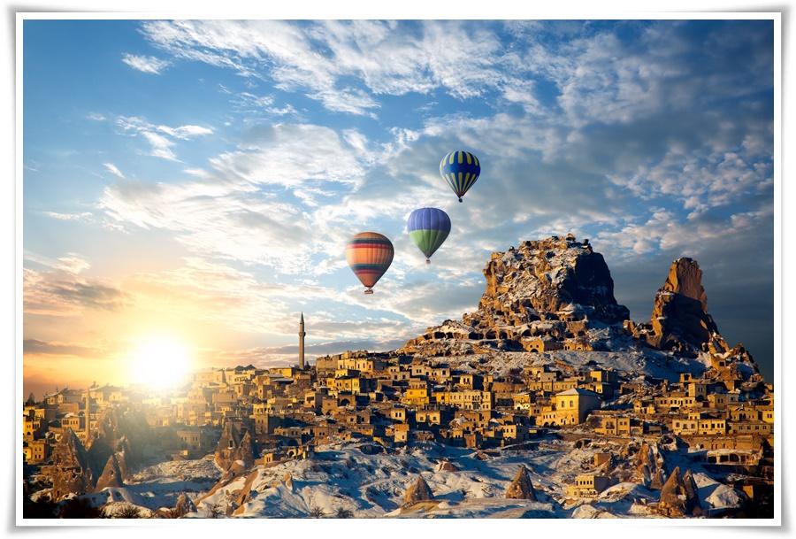 ทัวร์ตุรกี TURKEY TROY 8 วัน 5 คืน (MAR'18)