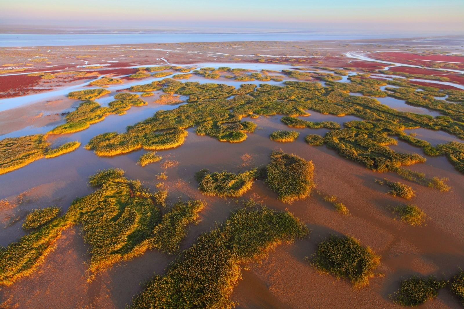ทัวร์จีน-ชิงเต่า-เขาไท่ซาน-หาดสีแดงตงหยิง-5-วัน-3-คืน-(SC)(SEP-OCT18)