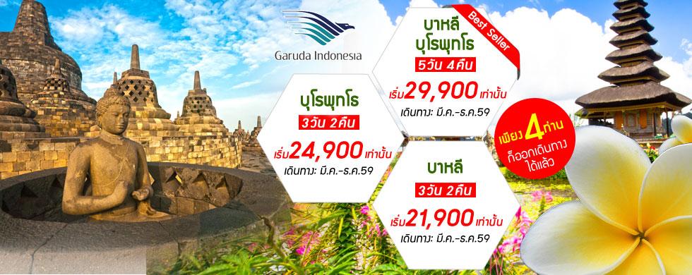 ตั๋วเครื่องบินอินโดนีเซีย